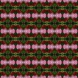 Blumenblatt von rosa Portulaca-Blume nahtlos lizenzfreie abbildung