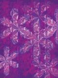 Blumenblattpurpur Stockbilder