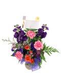 Blumenblumenstrauß 3 Lizenzfreies Stockfoto