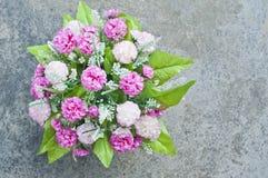 Blumenblumenstrauß. stockbild