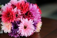 Blumenblumenstrauß von gerber Lizenzfreies Stockbild