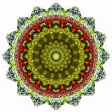 Blumenblumenstraußzusammenfassung Lizenzfreie Stockbilder