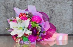 Blumenblumenstrauß Stockfoto