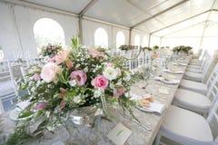 Blumendekoration Stockfotografie