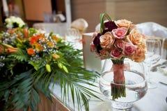 Blumendekoration Lizenzfreie Stockbilder
