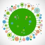 Blumenerde Lizenzfreie Stockfotos