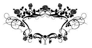 Blumenfeld lizenzfreie abbildung