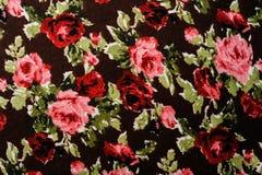Blumenfliesengewebe Lizenzfreie Stockbilder