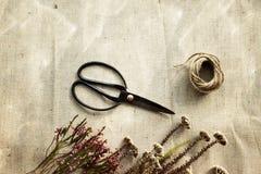 Blumenfloristen-Flower Adorable Style-Blumenstrauß-Blüten-Konzept Lizenzfreie Stockfotografie