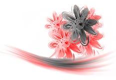 Blumenfrühlingsblumenstrauß Stockbild