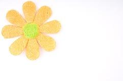 Blumenfrühlingskarte Stockbild