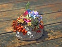 Blumengesteck Stockbild
