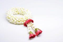 Blumengirlande für Mutter Lizenzfreie Stockbilder