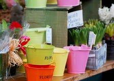 Blumenhändlersystem Stockbilder