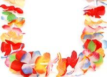 Blumenhalskette Stockfotos