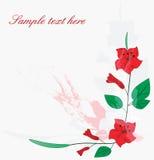 Blumenhintergrund. Stockbilder