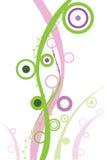 Blumenhintergrund Lizenzfreies Stockbild