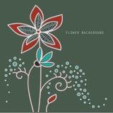 Blumenhintergrund Lizenzfreie Stockfotos
