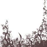 Blumenhintergrund #3 vektor abbildung