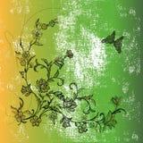 Blumenhintergrund Lizenzfreie Stockfotografie