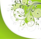 Blumenhintergrund des abstrakten Frühlinges Stockbild
