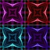 Blumenhintergrund des kreativen Designs Stockfoto