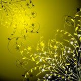 Blumenhintergrund, Vektor vektor abbildung