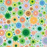 Blumenhintergrundmuster Stockfotos