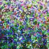Blumenhochzeit Lizenzfreie Stockfotografie