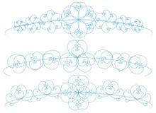 Blumenkrone Stockbild