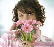 Blumenleistung 3 Lizenzfreie Stockfotos