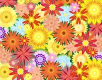 Blumenleistung stock abbildung