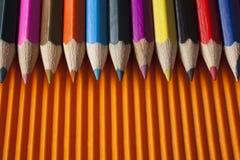 Blumenleistung - Bleistifte Lizenzfreie Stockfotografie