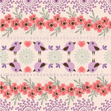 Blumenmuster Lizenzfreie Stockbilder