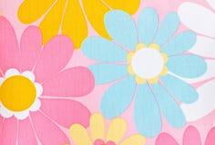 Blumenmuster. Lizenzfreie Stockfotografie