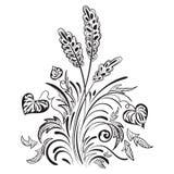 Blumenmuster Vektor Abbildung