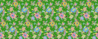 Blumenmuster 70 Lizenzfreies Stockbild