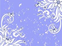Blumenmuster dekorativ Lizenzfreie Stockfotografie