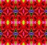 Blumenmuster des abstrakten bunten Hintergrundes Stockfotografie
