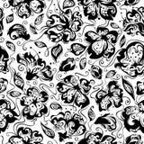 Blumenmuster des nahtlosen Frühlinges Lizenzfreie Stockfotografie