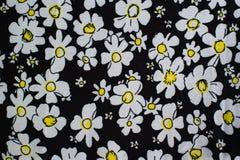 Blumenmuster-Hintergrund stockbild