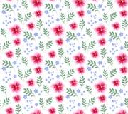 Blumenmuster nahtlos vektor abbildung