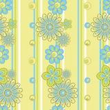 Blumenmuster nahtlos Stockfotos