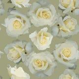Blumenmuster nahtlos Stockfotografie