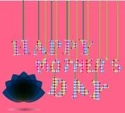 Blumenmuster (nahtlos) Stockbild