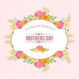 Blumenmuttertag Lizenzfreie Stockfotografie
