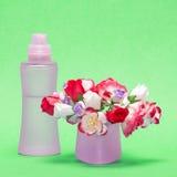 Blumenparfüm Lizenzfreies Stockfoto