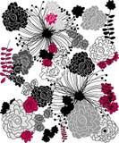 Blumenprobe Lizenzfreies Stockbild