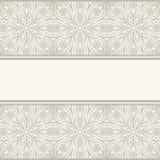 Blumenrahmen. Stockfotos