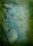 Blumenrasterhintergrund Stockbilder